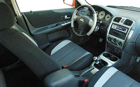 dodge ford  mazda compact compact sport sedan comparison motor trend