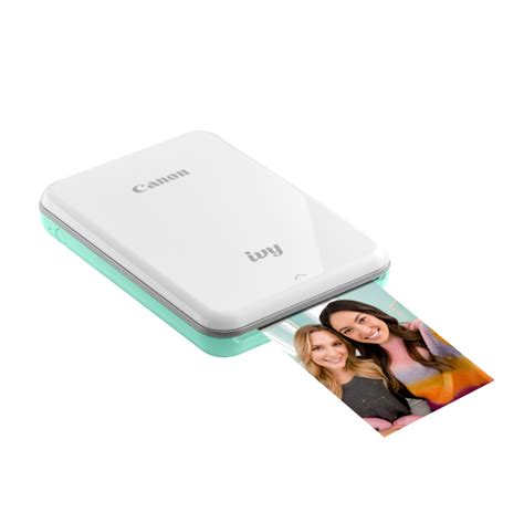 iphone picture printer canon launches mini photo printer for iphone and android