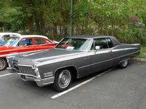 1968 Cadillac Sedan 1968 Cadillac Coupe De Ville Classics Cruisers