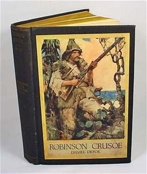 robinson crusoe book report 1900 quot robinson crusoe quot hardcover book by daniel
