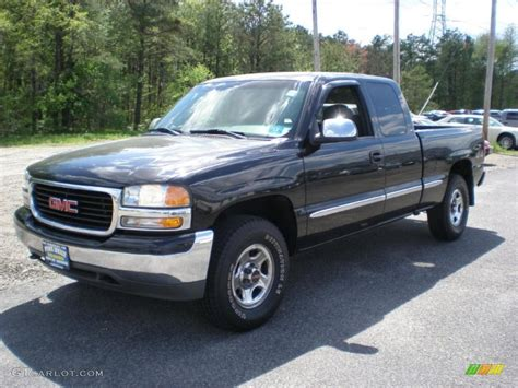 how to fix cars 2000 gmc sierra 1500 electronic toll collection black onyx 2000 gmc sierra 1500 sle extended cab 4x4 exterior photo 48935128 gtcarlot com