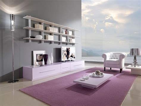 livingroom deco purple living room accessories for balance and fresh