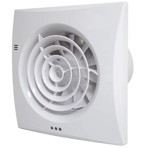 humidistat bathroom extractor fans bathroom extractor fan humidistat timer silent tornado st100ht