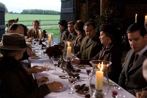 downton abbey how to dine in style without being below downton abbey christmas special