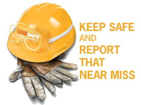 safe book report near miss reporting cnb safe safety speakers toolbox
