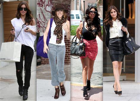 celebrity style celebrity street style stylebistro
