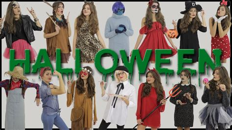 ideas de disfraces para halloween ideas para halloween disfraces faciles