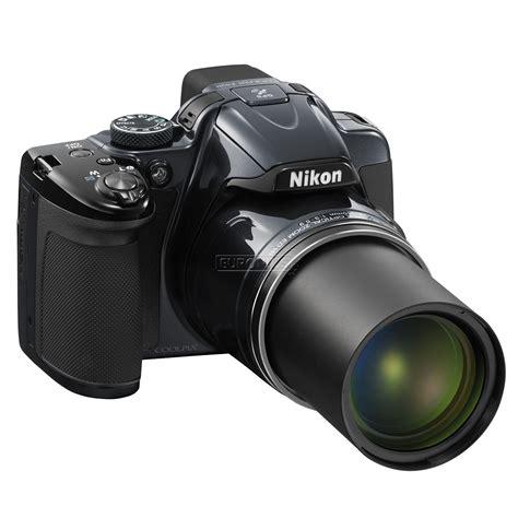 digital coolpix p520 nikon 42x zoom coolpixp520silver