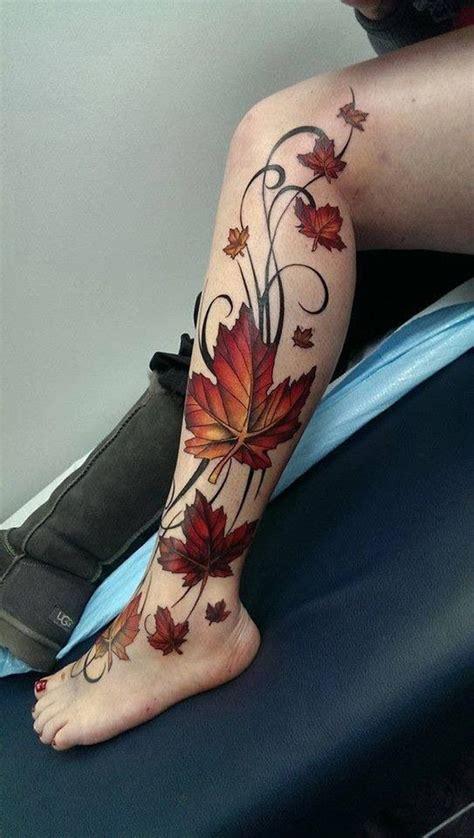 minimalist tattoo artists canada 40 unforgettable fall tattoos pride tattoo fall tattoo