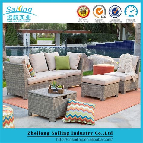 popular waterproof home goods patio furniture sofa buy