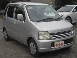 Suzuki Wagon 2002 Document Moved
