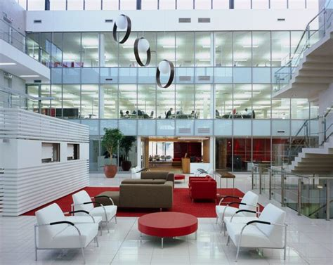 oracle office headquarters interior designed by paragon