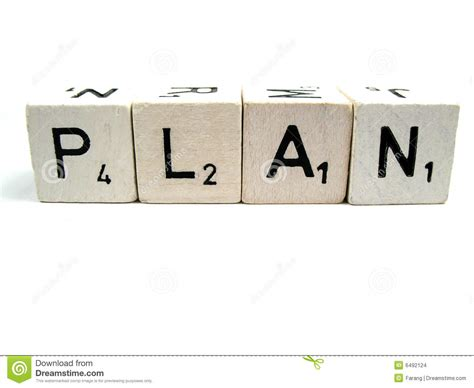 plan image always have a plan stock photo image of plan printed 6492124