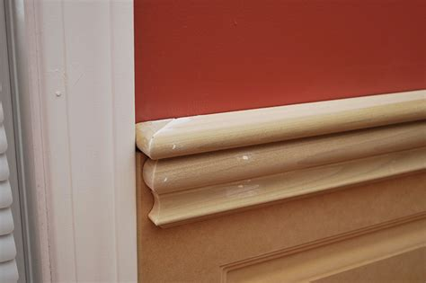 casing capping work in progress wainscoting pictures provide how to insight