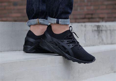 Asics Gel Kayano Trainer Knit Pink asics gel kayano trainer knit black black h705n 9090
