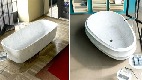 marble bathtubs bathroom decor escape into a marble wonderland with these
