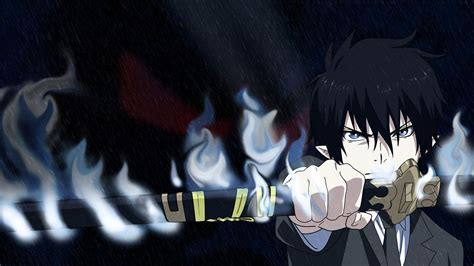 blue exorcist film vostfr hd exorcist wallpapers wallpaper cave