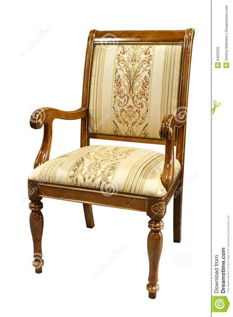 Armchair Wood by Wooden Armchair Stock Photo Image 8405250