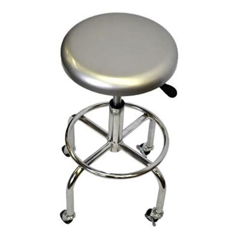 28 in aluminum work stool tsc 1601 the home depot