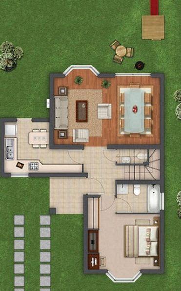 casa moderna interno planos de casas modernas de 120 m2