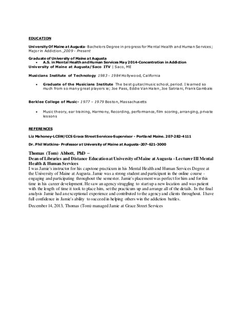 Resume Sle Degree In Progress Lebish Resume 1 Newest