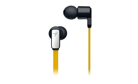 Genius Headset Hs M260 genius hs m260 earbud microphone and bass headset or