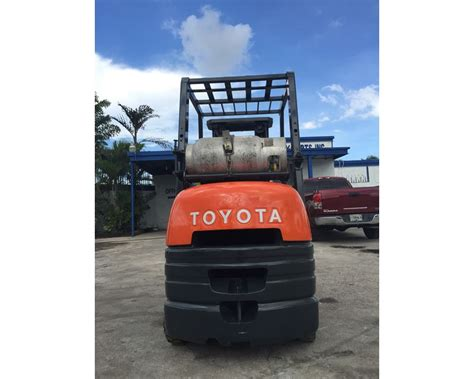 toyota 25 forklift specifications toyota 42 6fgcu25 forklift for sale opa locka fl 25