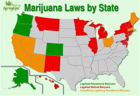 states with legal weed an update on legalization in america marijuana laws by