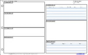 Word A3 Template by A3 Template One Of Our Many Free Lean Forms
