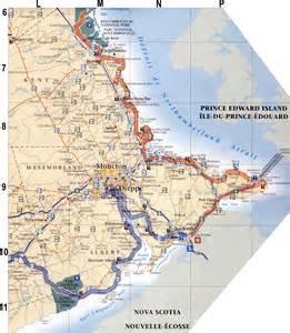 map of brunswick regional maps for new brunswick canada
