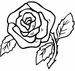roses to color coloring pages of roses coloring home