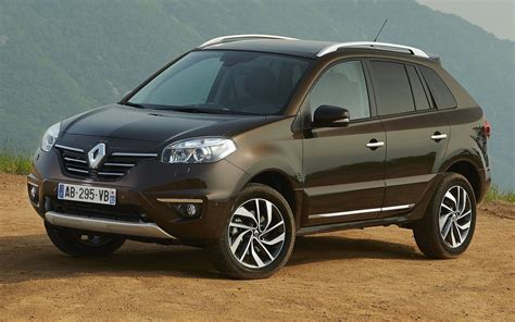 renault koleos 2014 2014 renault koleos featues and specifications the