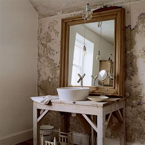 salvage bathroom distressed dressing table take a tour around a salvage