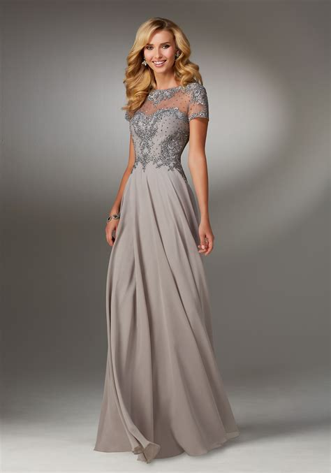 occassion dresses chiffon special occasion dress style 71522 morilee