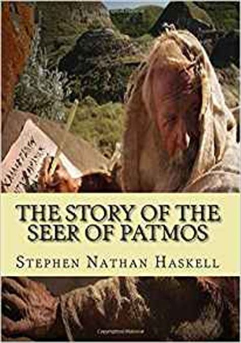 what really happened to steve nathan books the story of the seer of patmos works of stephen nathan