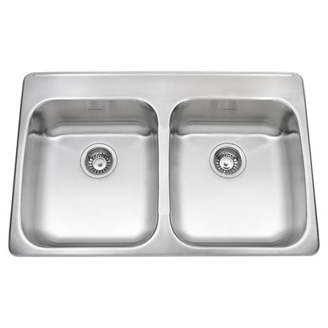 ada bowl 33 inch 18 kitchen sink american