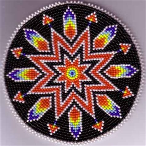 beaded rosette patterns 1000 images about beading on american