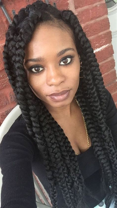 jumbo box braid how much hair needed 25 best ideas about poetic justice braids on pinterest