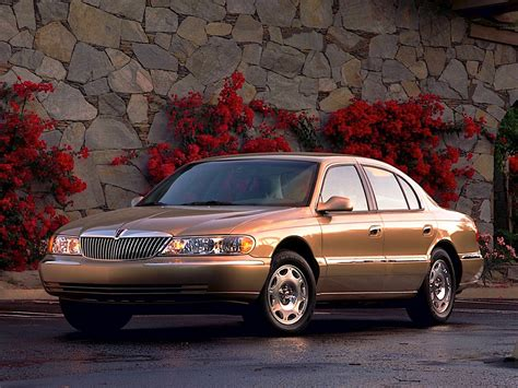 old car manuals online 1999 lincoln continental electronic throttle control lincoln continental 1995 1996 1997 1998 1999 2000 2001 2002 autoevolution