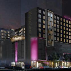 midtown atlanta dual branded hotel construction