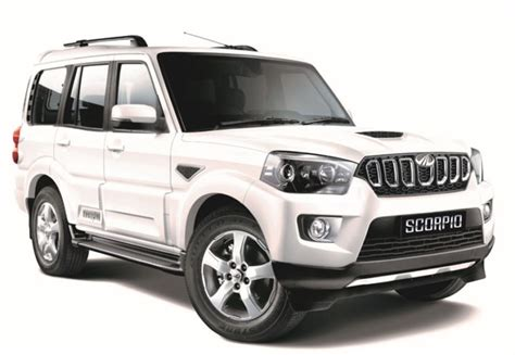 Lu Led Motor Scorpio 2018 mahindra scorpio facelift launched price rs 9 97 lakh