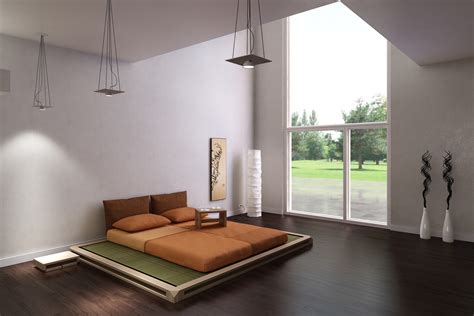 camere da letto giapponesi da letto giapponese