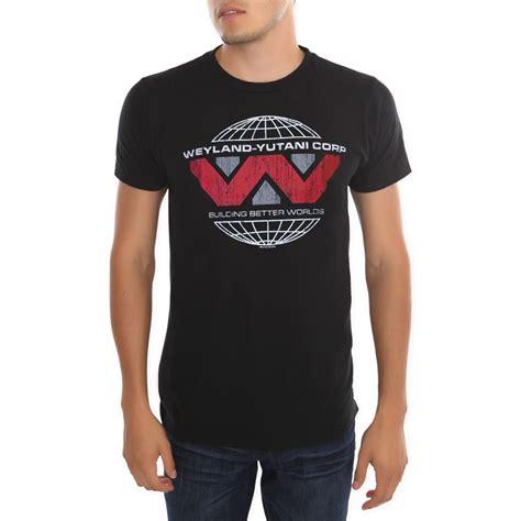 Weyland Corp T Shirt weyland yutani corp t shirt animationshops