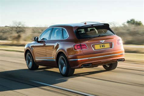 2020 Bentley Suv by The New Bentley Bentayga Speed Is The World S Fastest