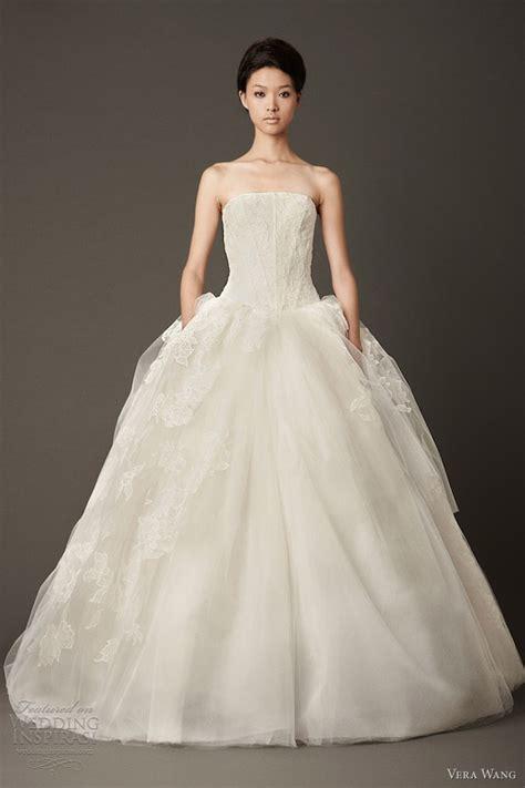 Vera Wang Wedding Gowns by Vera Wang Wedding Dresses Fall 2013 Wedding Inspirasi