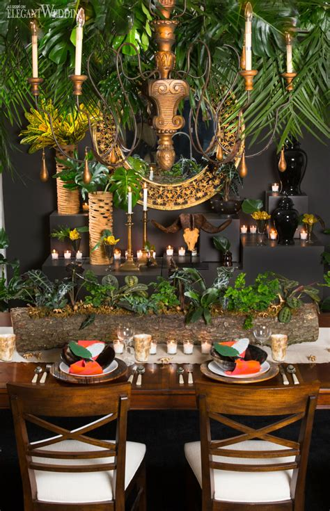 wedding table settings pictures south africa of africa tropical wedding ideas elegantwedding ca