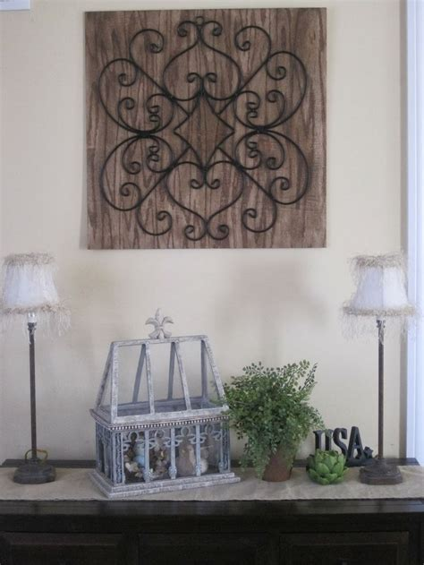 rod iron wall art home decor diy wrought iron scroll work wall art home decor