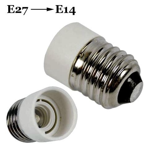 douille le e27 vers e14 adaptateur douille culot adapter le oule changeur de culot ebay