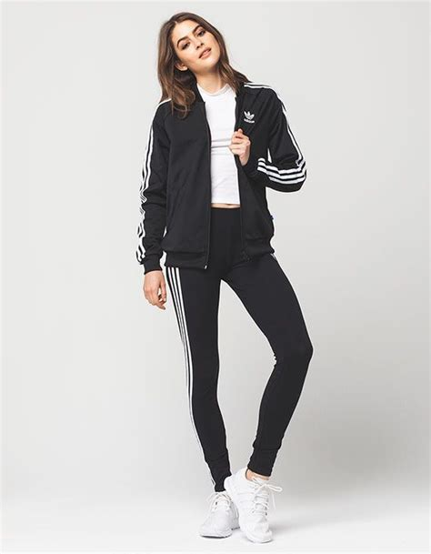 Kaos Run Dmc New adidas supergirl womens track jacket with adidas superstar