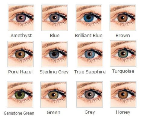 cosmetic color contacts best 20 eye contacts ideas on